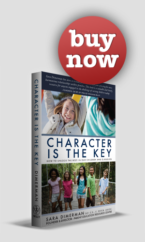 Character is the key
