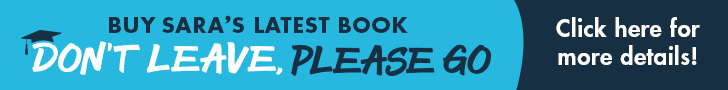 Don't Leave, Please Go book - buy now