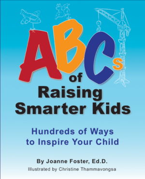 The ABCs of Raising Smarter Kids book cover