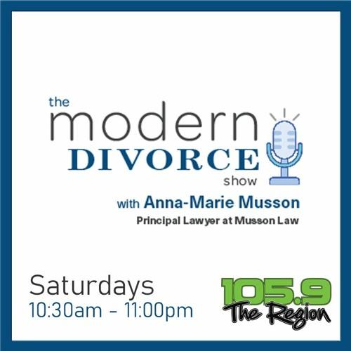The Modern Divorce Show logo